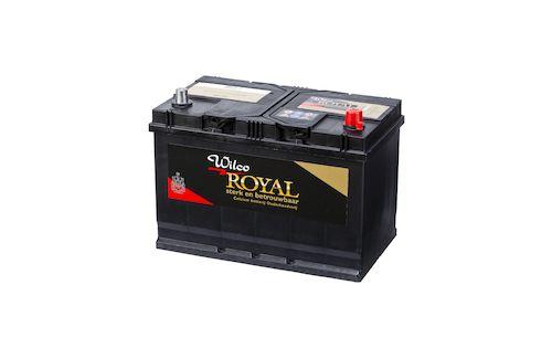 Wilco Royal accu 100 Ah – W60032