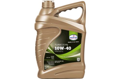 Turbosyn 10W40 5 liter Eurol