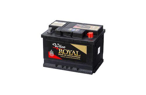 Wilco Royal accu 60 Ah – W56077