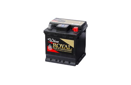 Wilco Royal accu 40 Ah - W54018