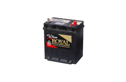 Wilco Royal accu 35 Ah – W53587