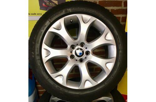 BMW X5 Lichtmetalen vegen set 19 inch