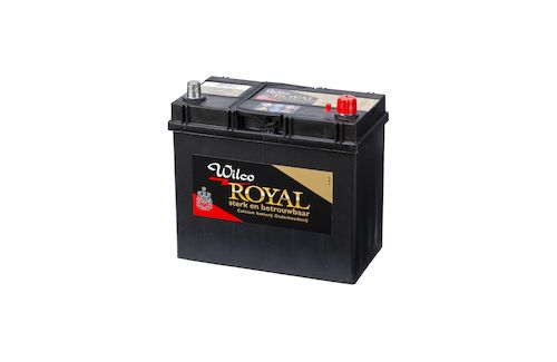 Wilco Royal accu 45 Ah – W54523