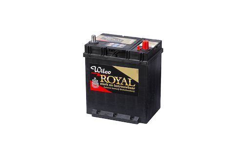 Wilco Royal accu 35 Ah – W53587