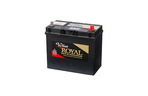 Wilco Royal accu 45 Ah – W54584