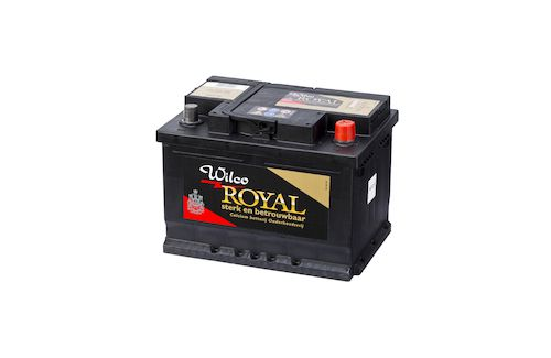 Wilco Royal accu 54 Ah – W55426
