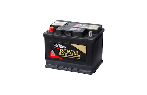 Wilco Royal accu 55 Ah – W55565