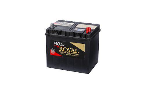 Wilco Royal accu 60 Ah – W56068
