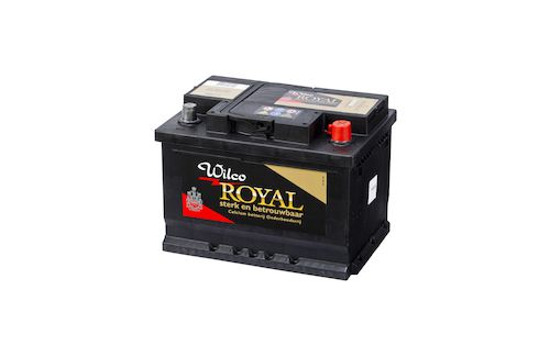 Wilco Royal accu 60 Ah – W56077