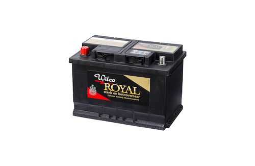 Wilco Royal accu 70 Ah – W57219